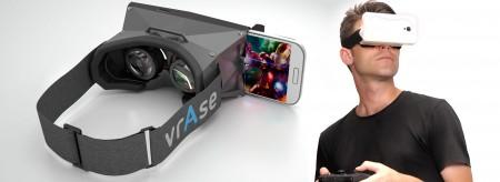 vrAse: превращаем смартфон в очки