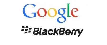 Google ведет переговоры по приобретению BlackBerry