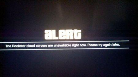 Предсказуемая катастрофа GTA Online