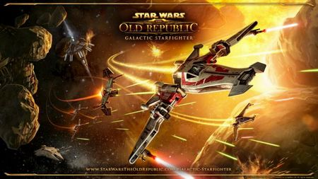 Star Wars: The Old Republic -- Galactic Starfighter