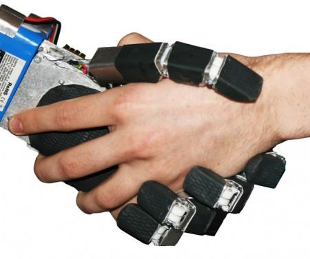 Open Hand Dextrus