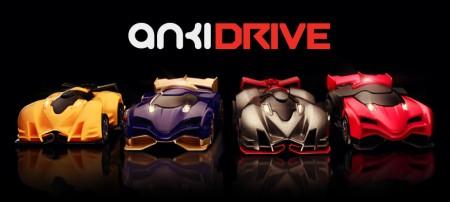 Anki DRIVE — возвращаемся в детство