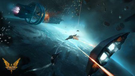 Космический симулятор Elite: Dangerous начнут тестировать в декабре