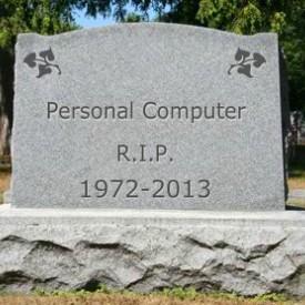 PC не умерли!