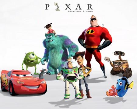 Теория Вселенной Pixar