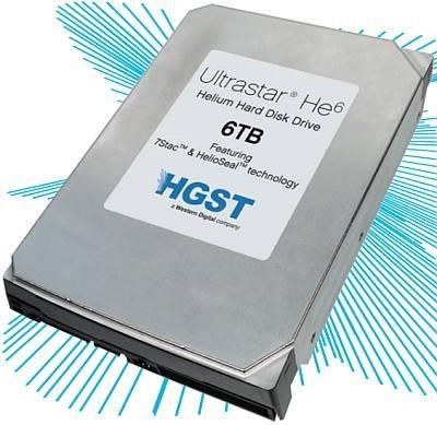 Гелиевые HDD