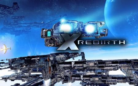 X Rebirth -- 15 ноября 2013