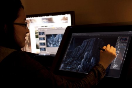 BioWare показала первые кадры Mass Effect 4