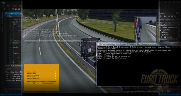Как создать свои сервер в euro truck simulator 2