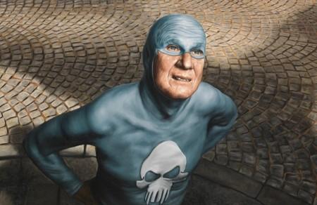 Супермен на пенсии