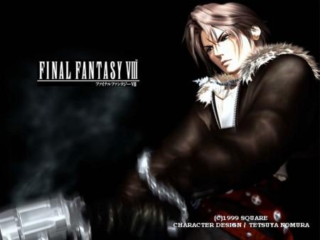 Final Fantasy 8 попала в Steam