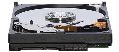 WD увеличивает емкость пластин винчестеров до 320 GB