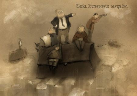 Horror-иллюстрации от Smokepaint. Часть 1.