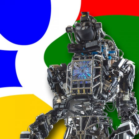Google купил Boston Dynamics