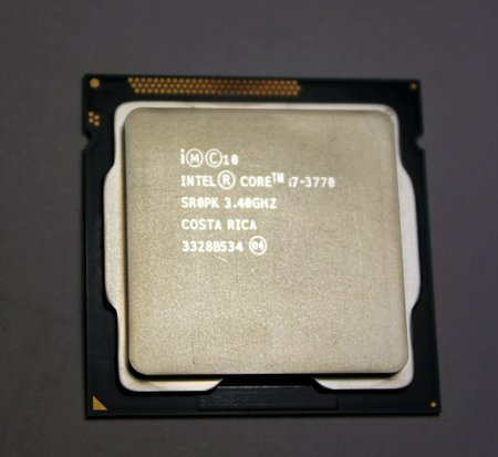 Upgrade CPU Core i7