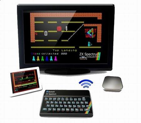 Elite Systems выпустит клавиатуру в корпусе компьютера ZX Spectrum