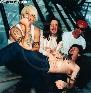 Фото Red Hot Chili Peppers