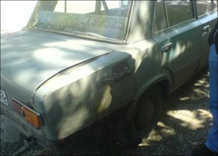 Защита машин от угона))