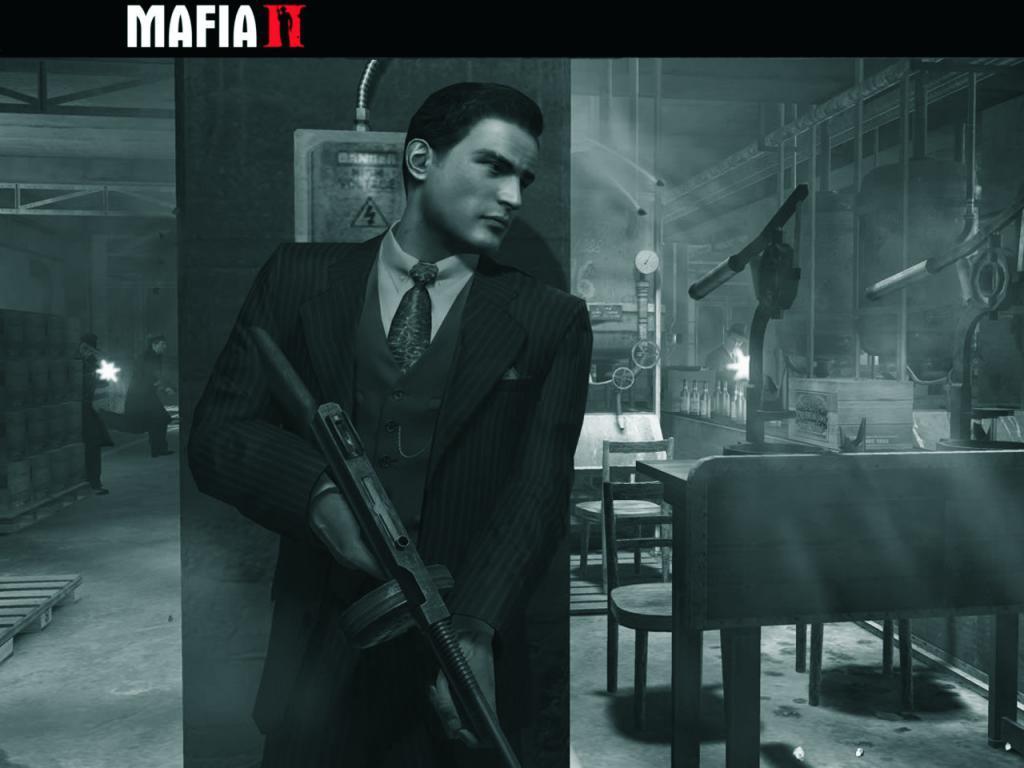 """Mafia 2 """" Xenomorph"""