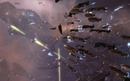 Крупнейшая битва в истории EVE Online