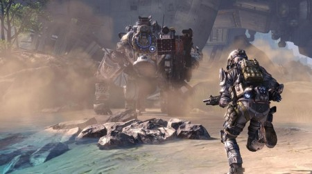 Подробности про бета-тест Titanfall