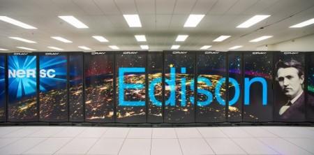 суперкомпьютер Edison