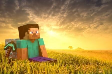 Фильм по Minecraft