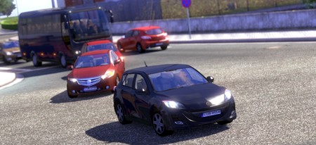 Euro Truck Simulator 1.9 Open Beta