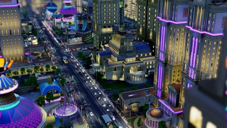 В SimCity появился оффлайн-режим