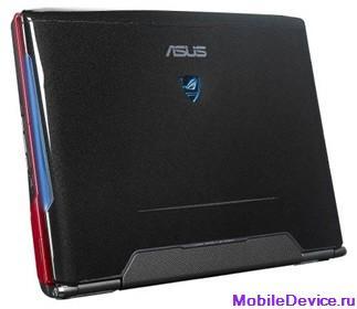 Asus создала игровой ноутбук с 4-ядерным процессором внутри