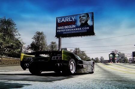 Будущий президент США в играх для Xbox 360