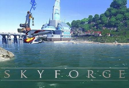 Превью Skyforge