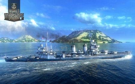 Игроки в World of Warships смогут проводить конвои