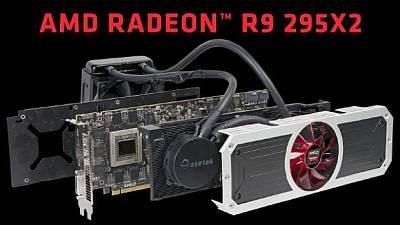 Radeon R9 295X2