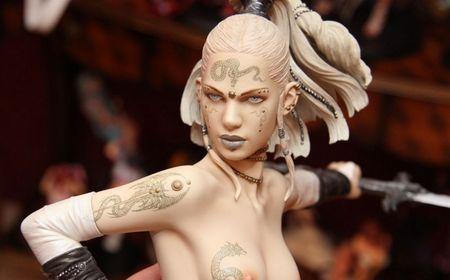 Коллекционные Анимэ эро статуэтки