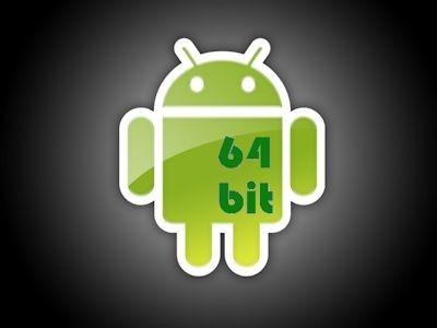 64-разрядные Android