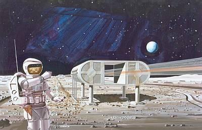 НАСА предлагает печатать человека