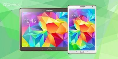 Samsung представила Galaxy Tab S