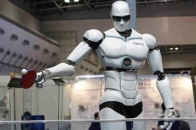Бал роботов 2014