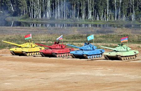 Авторы World of Tanks стали партнерами «Танкового биатлона»