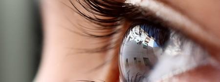 Виртуальная реальность проецируемая прямо в глаза