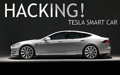 Хакнули Tesla Model S