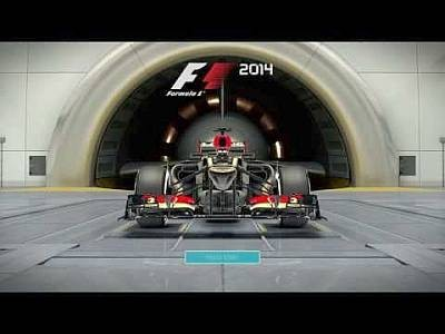Состоялся официальный анонс F1 2014