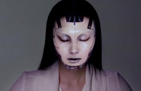 "Omote - новая технология ""цифрового макияжа"""