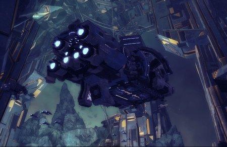 Первое геймплейное видео космо-стратегии Ancient Space