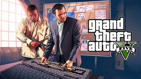 В GTA 5 уже играют через Steam