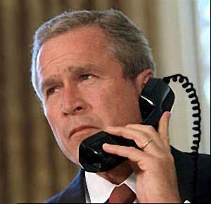 Урасы призедента Буша