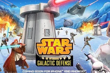 Герои «Звездных войн» защитят базы в мобильной игре