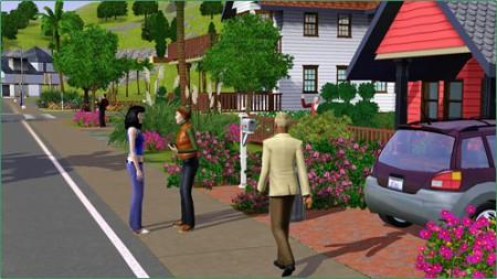 The Sims 3 на РС в 2009