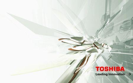Toshiba обещает...